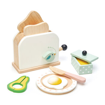 Kids Breakfast Toaster Set