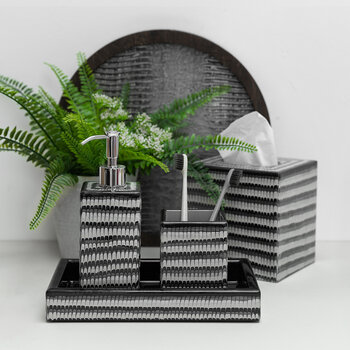 Amara Exclusive Tray - Monochrome