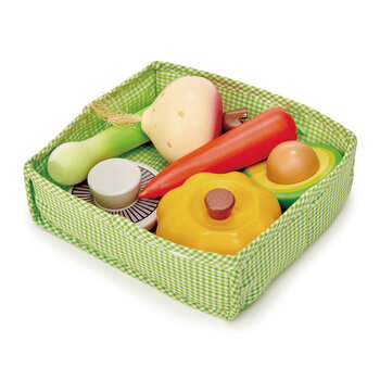 Kids Veggie Crate