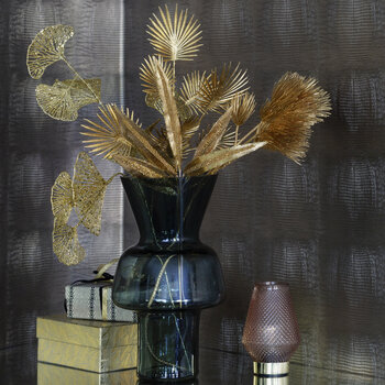 Artificial Pine Spray - Gold