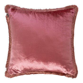 Arles Bizet Pillow with Piping - 60x60cm - Pink