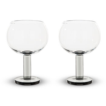 Puck Balloon Glass - Set of 2
