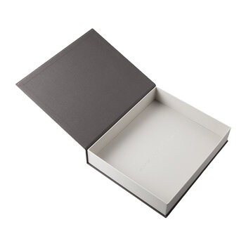 'Random Things' Storage Box - Grey
