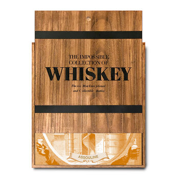 The Impossible Collection of Whiskey Book