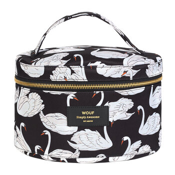 Swan XL Beauty Bag