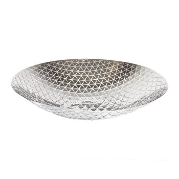 Push Bowl - Stainless Steel
