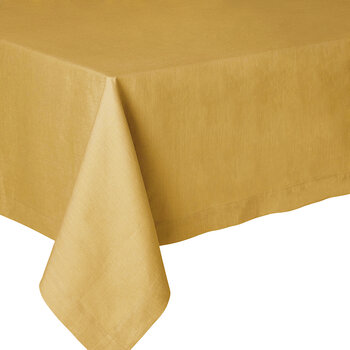 Florence Tablecloth - 170x170 - Mimosa