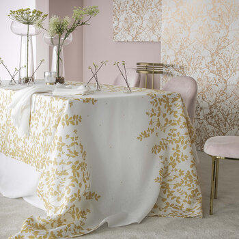 Sublime Tablecloth - 170x320cm - Gold