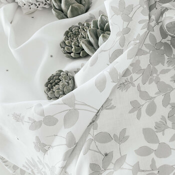 Sublime Tablecloth - 170x320cm - Silver