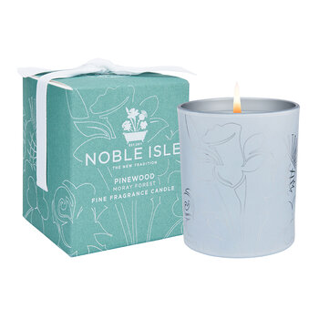 Pinewood Scented Candle