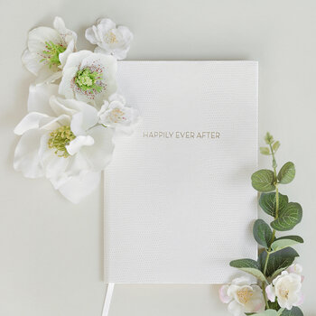 A5 Wedding Planner - 'Happily Ever After'