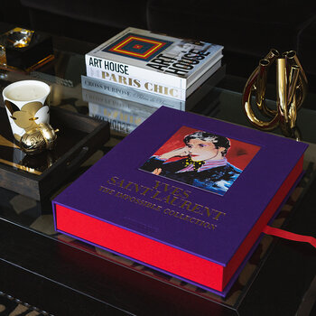 YSL: The Impossible Collection Book