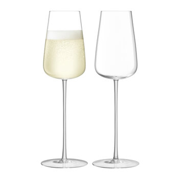 Bar Culture Champagne Flute - Set of 2