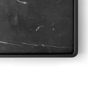 Marble Shower Tray - Black