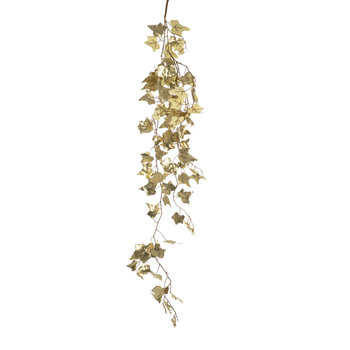 Edera Leaf Garland - Gold