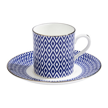 Historic Royal Palaces Coffee Cup & Saucer
