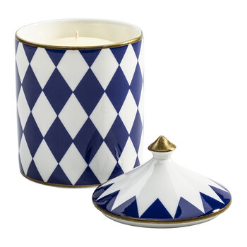 Parterre Lidded Candle - Midnight