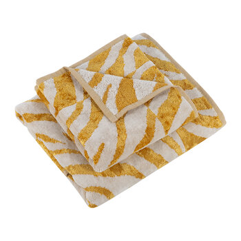 Animalier Towel - Gold