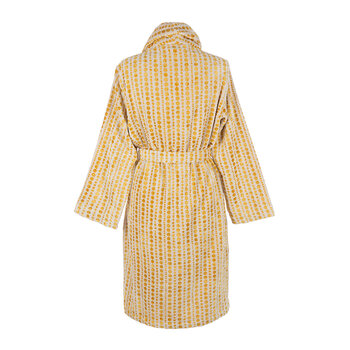 Bijoux Shawl Bathrobe - Gold