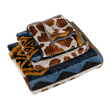 Sahara Towel - Brown