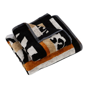 Savana Towel - Black