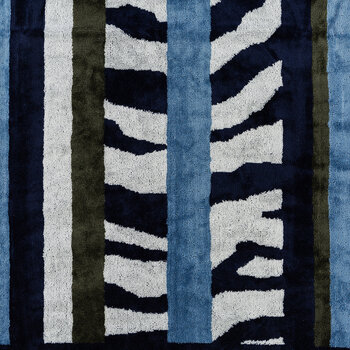 Savana Towel - Blue