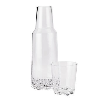 Glacier Carafe with Glass - 1L