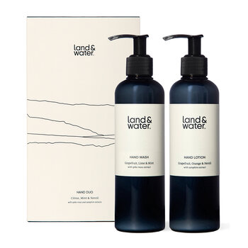 Citrus, Mint & Neroli Hand Duo - 250ml