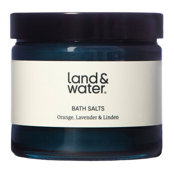 Orange, Lavender & Linden Bath Salts