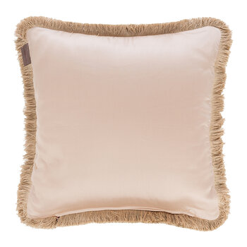 Navas Girona Pillow with Piping - 45x45cm - Ivory