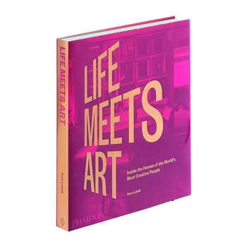Life Meets Art Book