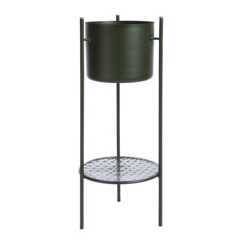 Ent Tall Planter - Medium - Green