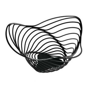 Trinity Citrus Basket - Black