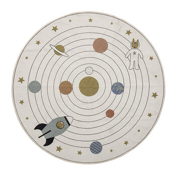 Space Round Rug