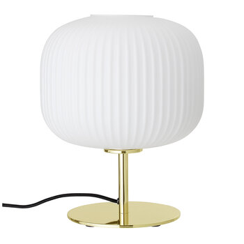 Texture Table Lamp - Gold