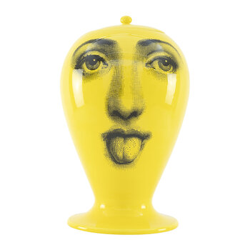 Antipatico Vase - Yellow