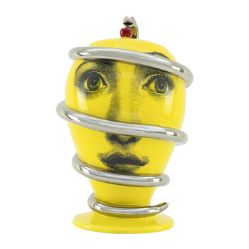 Peccato Originale Vase - Yellow