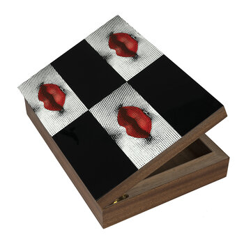Kiss Wooden Box