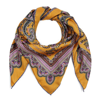 Florence Scarf - Yellow