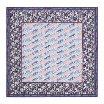Liberty Scarf - Blue