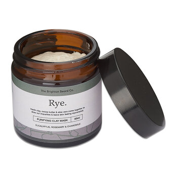 Rye Purifying Clay Mask