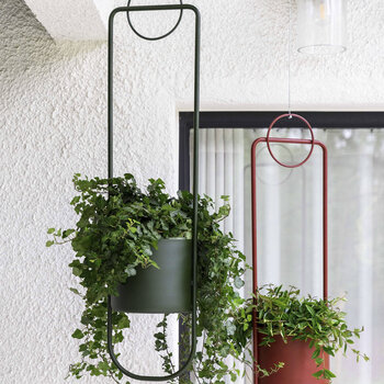 Sonar Planter - Green