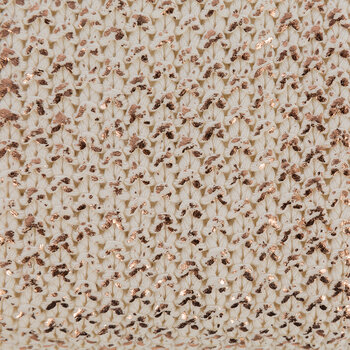 Knit Throw - Rose Gold
