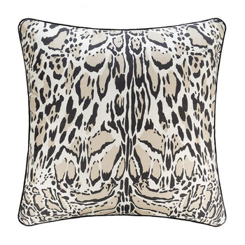 Linx Silk Pillow - 60x60cm - Ivory