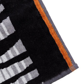 Zeb Towel - Black