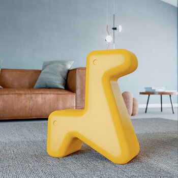 Doraff Seat - Yellow