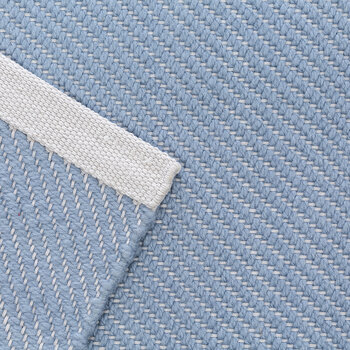 Bias Rug - Light Blue