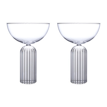 May Collection Champagne Coupe - Set of 2