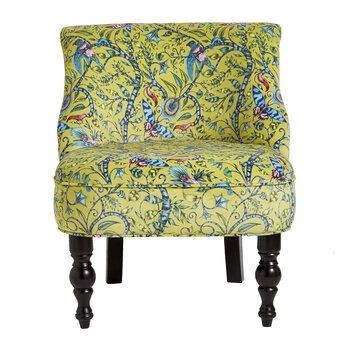 Langley Armchair - Rousseau Lime