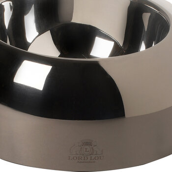 Capri Pet Feeder - Black